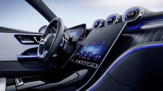 Foto Mercedes Clase C 2021 - interior