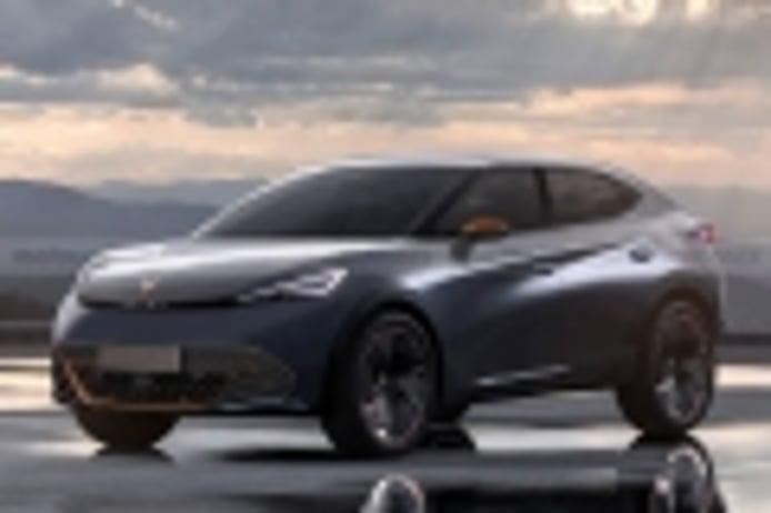 Esta recreación del CUPRA Tavascan 2023 es un fiel adelanto del SUV deportivo eléctrico