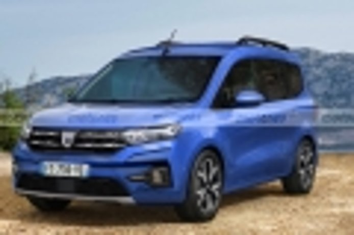 El nuevo crossover de Dacia que llegará en 2022 se presenta en esta recreación