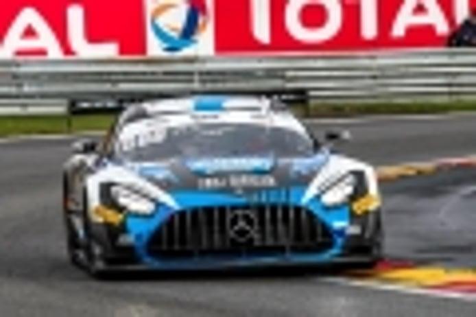 Dani Juncadella, entre los diez pilotos del programa GT de Mercedes