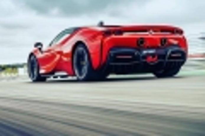 El Ferrari SF90 Stradale es mucho más rápido de lo que anunció la marca