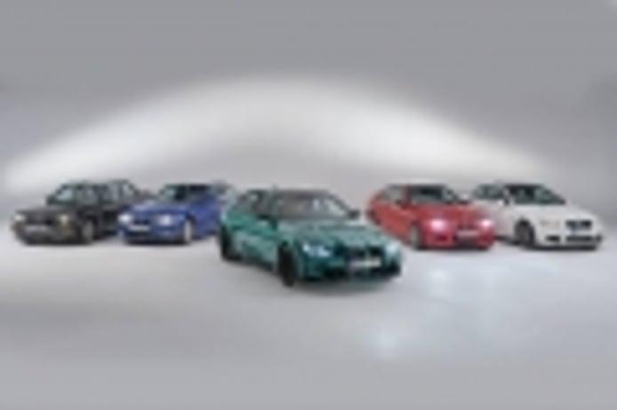 Historia del BMW M3