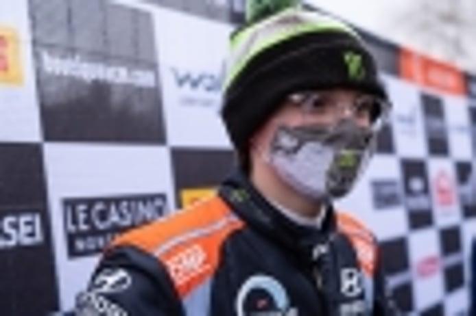 Oliver Solberg disputará el Arctic Rally con un Hyundai i20 WRC Coupé