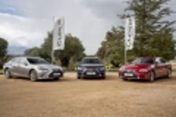 Prueba Lexus ES 300h 2021, lejos del mundanal ruido