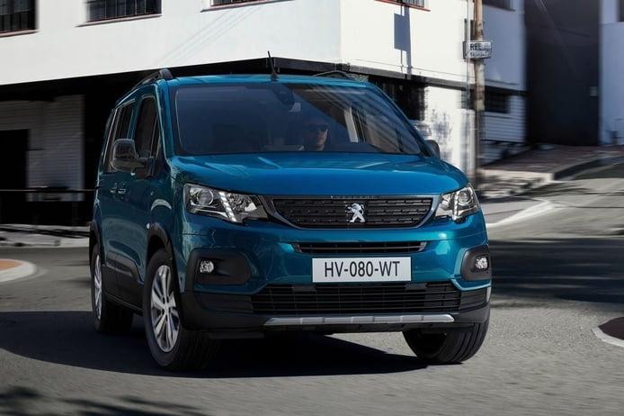 Peugeot e-Rifter, llega la furgoneta eléctrica del León para pasajeros