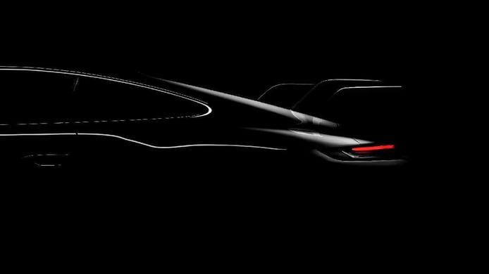 Porsche ya anuncia el lanzamiento del nuevo 911 GT3