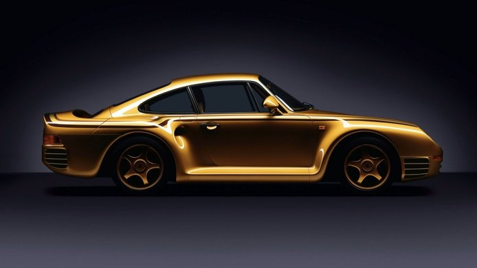 Amores de juventud: el Porsche 959