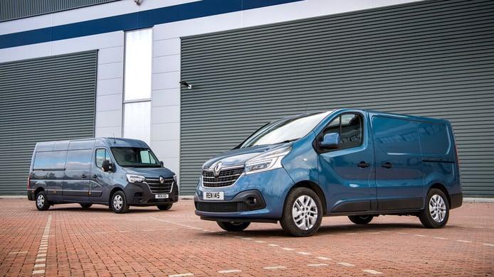 Renault y Daimler estudian colaborar en furgonetas grandes