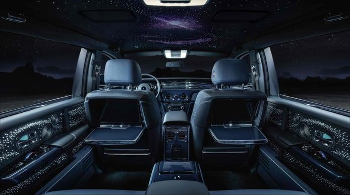 Foto Rolls-Royce Phantom Tempus Collection - interior
