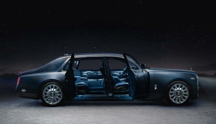 Foto Rolls-Royce Phantom Tempus Collection - exterior