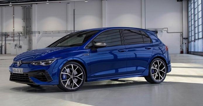 ¿Un Volkswagen Golf R Plus en camino? Una filtración oficial desvela su potencia