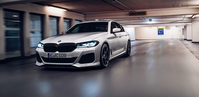 AC Schnitzer añade más deportividad a la gama BMW Serie 5 Facelift