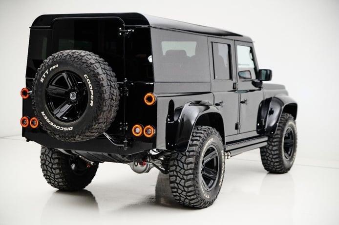 Foto Ares Design Land Rover Defender Spec 1.2 - exterior