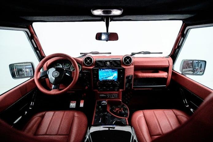 Foto Ares Design Land Rover Defender Spec 1.2 - interior