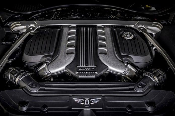 Foto Bentley Continental GT Speed 2022 - motor