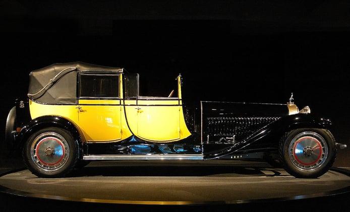 El Bugatti Royale vuelve a convertirse en el modelo de su época más caro del mundo