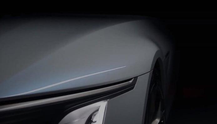 El Cadillac Celestiq será presentado más tarde pero llegará al mercado mucho antes
