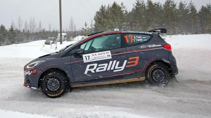 El Ford Fiesta Rally3 supera su homologación y estará en Croacia