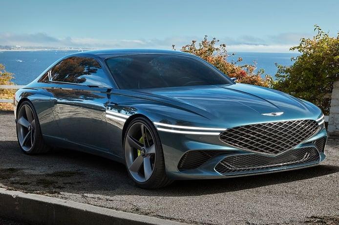 Debuta el Genesis X Concept, el anticipo de un futuro GT eléctrico