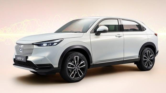 El nuevo Honda HR-V 2021 asaltará Europa con su mecánica híbrida e:HEV