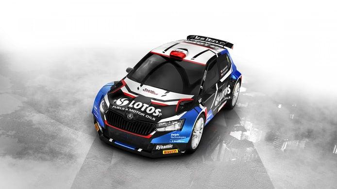 Kajetan Kajetanowicz peleará por el título de la clase WRC3 en 2021