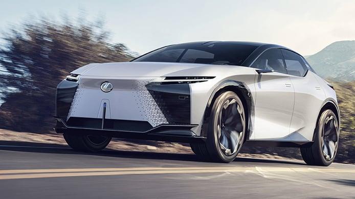 Lexus LF-Z Electrified, vislumbrando una nueva era electrificada