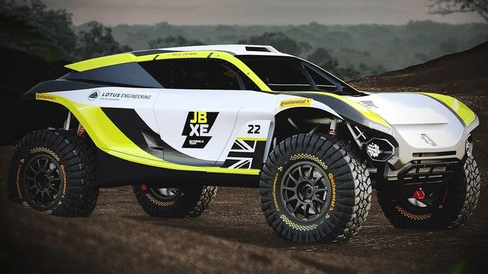 Lotus Engineering, nuevo socio técnico del equipo JBXE de Extreme E