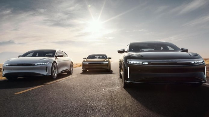 Lucid Motors atacará el mercado de masas con coches eléctricos más asequibles