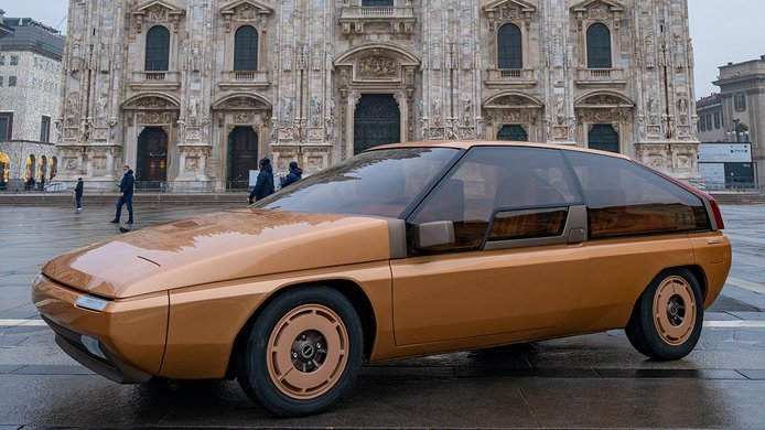 Mazda MX-81, el símbolo de una conexión con el diseño italiano