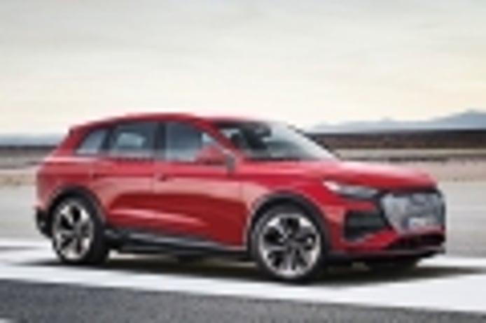 Así será el futuro Audi Q6 e-tron 2022, esta fiel recreación revela su diseño