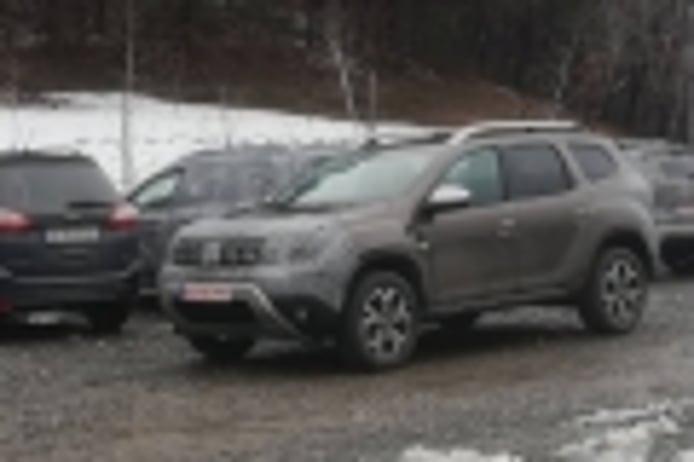 El nuevo Dacia Duster 2021, la esperada renovación, al detalle en estas fotos espía