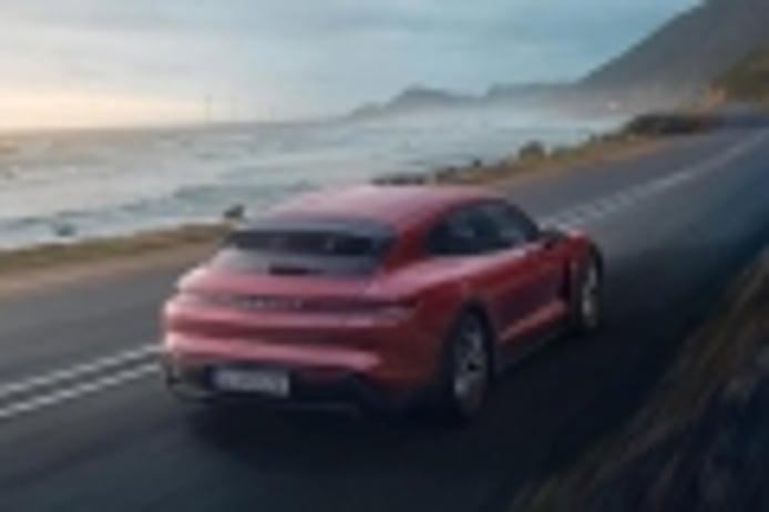 Precios del Porsche Taycan Cross Turismo, el crossover eléctrico ya a la venta