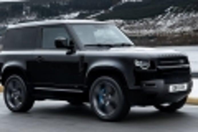 Land Rover Defender V8, todos los precios de la esperada versión con 525 CV