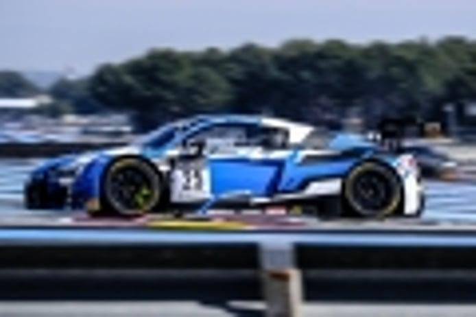 Saintéloc Racing confirma la alineación de sus dos Audi en el GTWC Europe