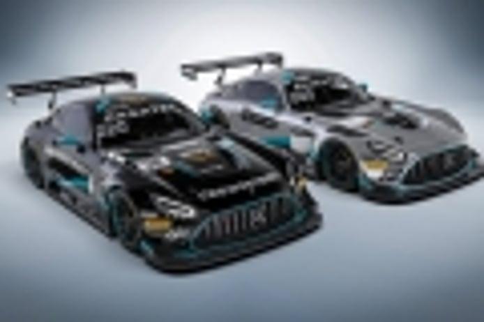 SPS Automotive alineará dos Mercedes-AMG GT3 Evo en el GTWC Europe
