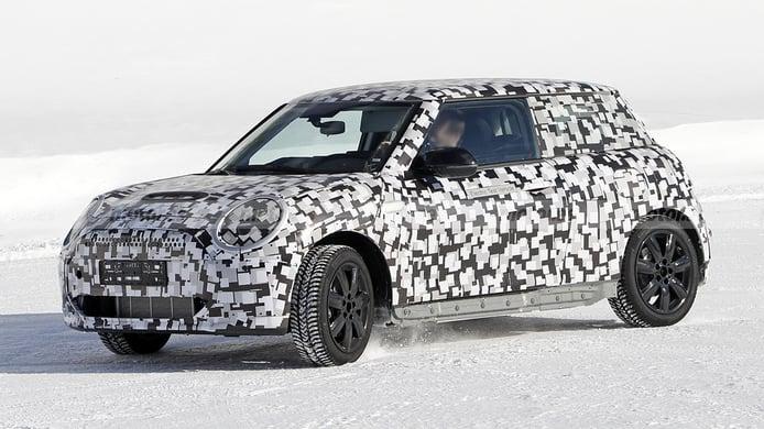 MINI ya trabaja en el sucesor del Cooper SE: la nueva generación de su coche eléctrico