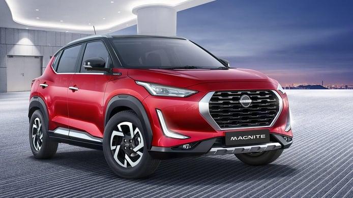 El nuevo Nissan Magnite, un pequeño SUV barato, es todo un éxito en la India