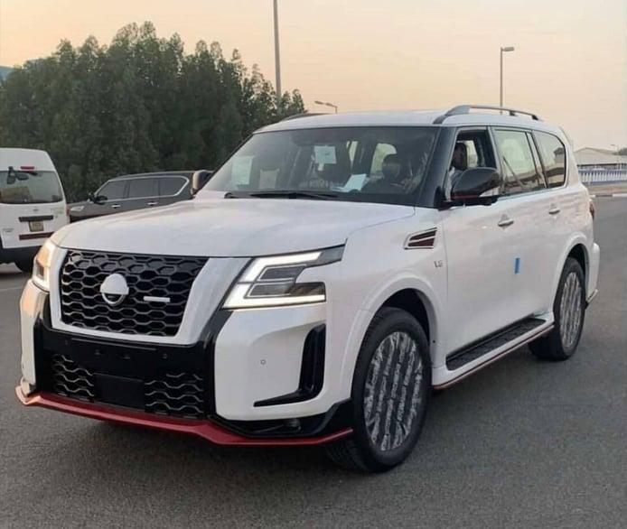 ¡Filtrado! El brutal Nissan Patrol Nismo 2022 desvelado al completo