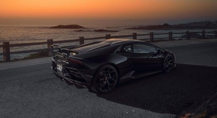 Foto Novitec Lamborghini Huracán Evo RWD - exterior