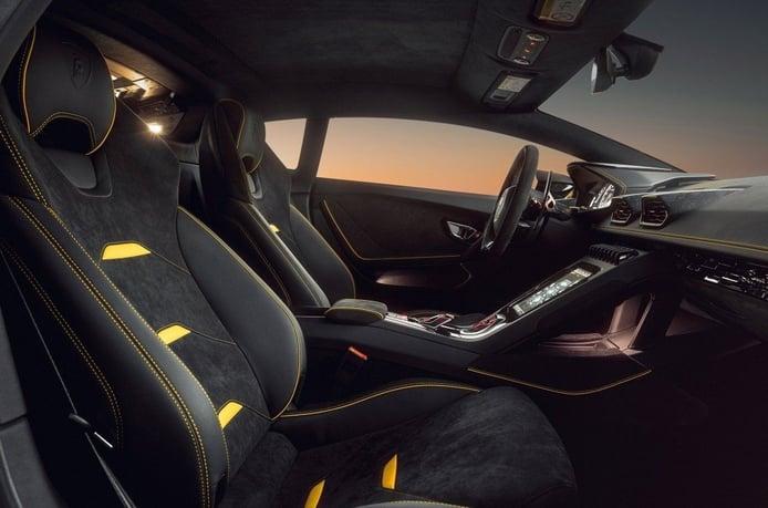 Foto Novitec Lamborghini Huracán Evo RWD - interior