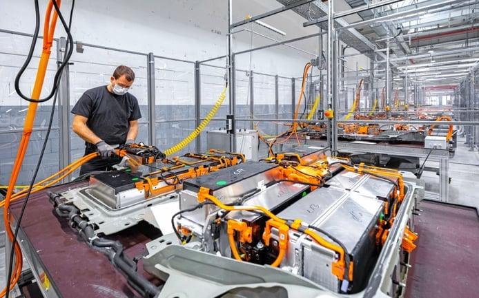 Las baterías de los coches eléctricos de Opel se repararán en un centro especial