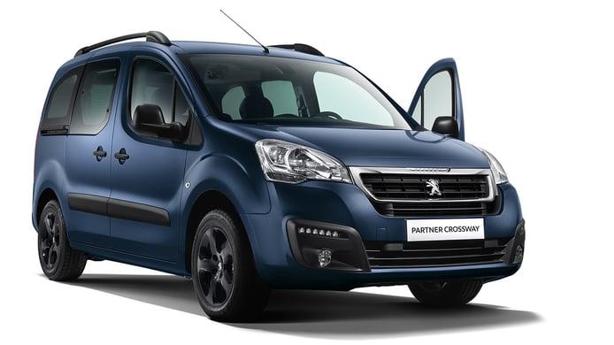 Peugeot Partner Crossway, la furgoneta francesa se «crossoveriza» en Rusia