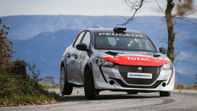 Peugeot Sport ya ha vendido cien unidades de su Peugeot 208 Rally4
