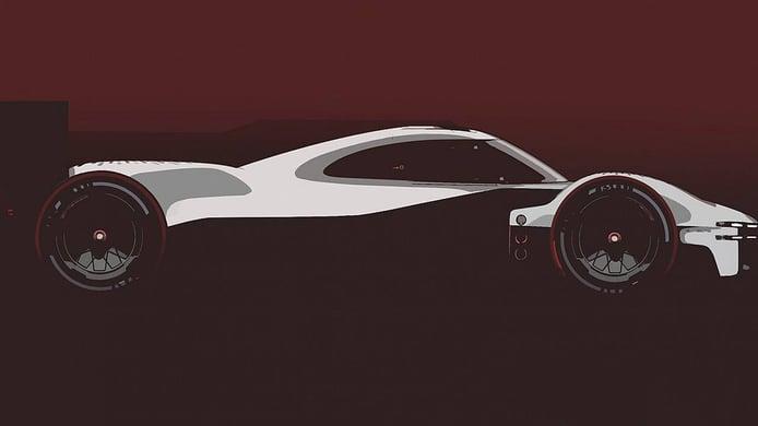 Porsche está cerca de elegir a Multimatic para desarrollar su LMDh