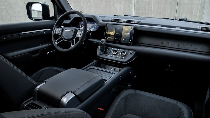 Land Rover Defender 2021 - interior