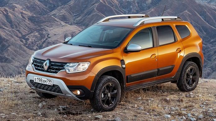 El nuevo Renault Duster 2021 ya está a la venta en Rusia