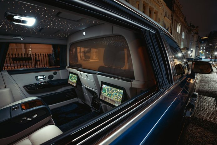 Foto Rolls-Royce Phantom Privacy Suite - interior