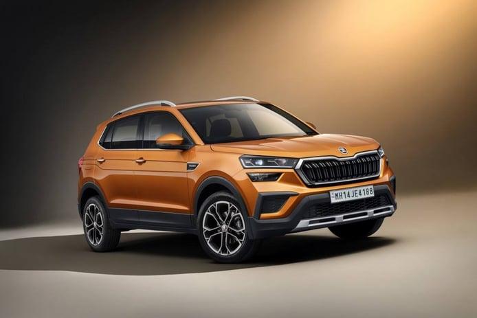 Debuta el nuevo Skoda Kushaq en India, un B-SUV con carácter y tecnología