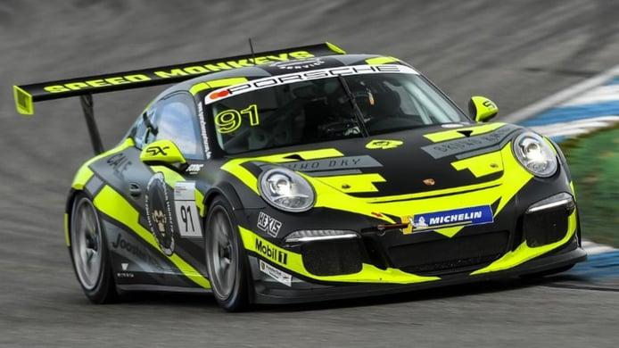 Speed Monkeys busca un Porsche 911 GT3 R para competir en el DTM