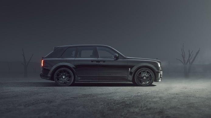 Foto SPOFEC Rolls Royce Cullinan Black Badge - exterior